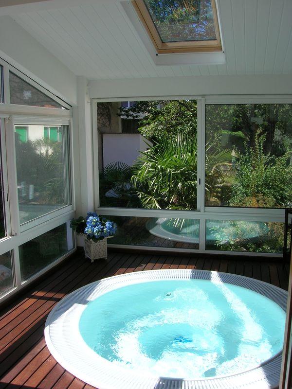 Couverture de spa